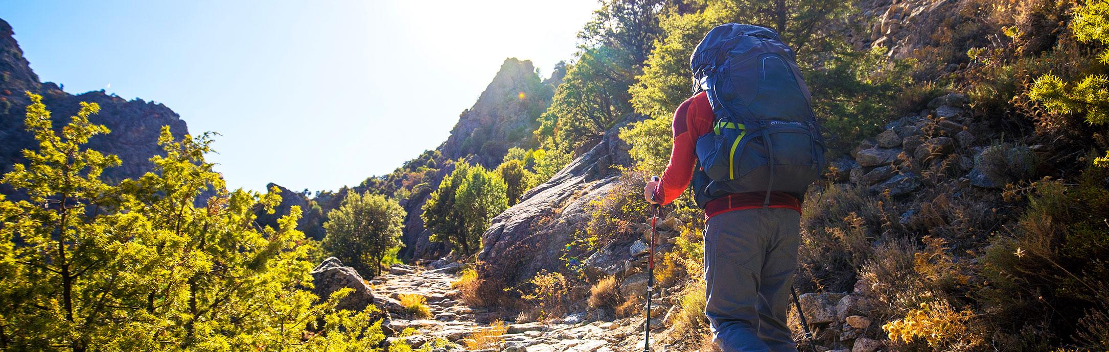 کوله پشتی کوهنوردی آسپری