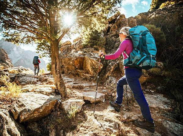 View all Backpacking Packs