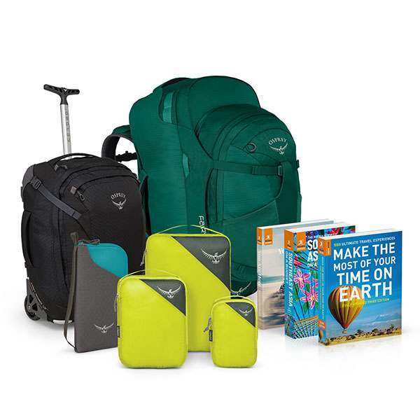 Osprey & Rough Guides Prizes